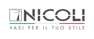 Италиански съдове и саксии Nicoli