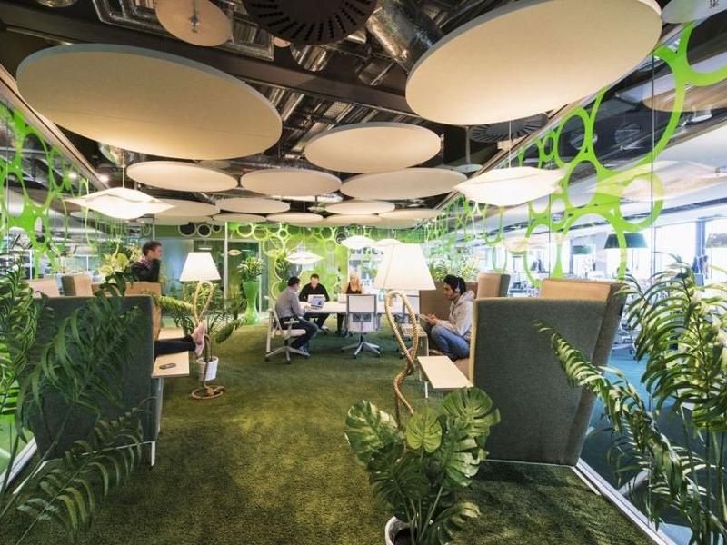 Офисът на Google в Дъблин