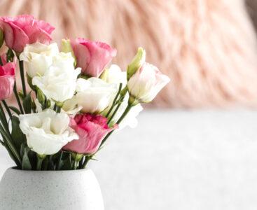 6 начина да запазите цветята във вазата свежи за по-дълго